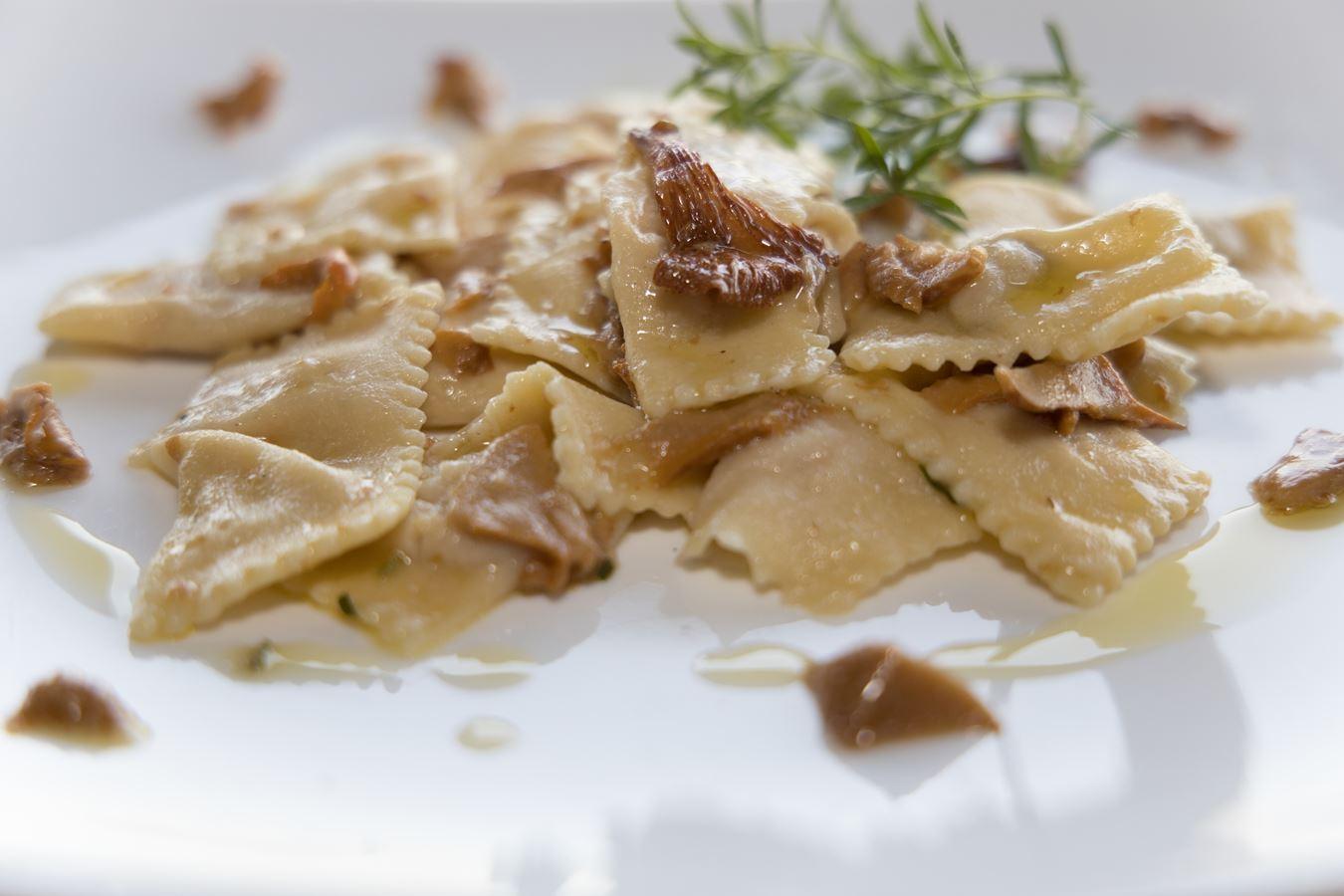 La Miniera di Galparino Ristorante - Food