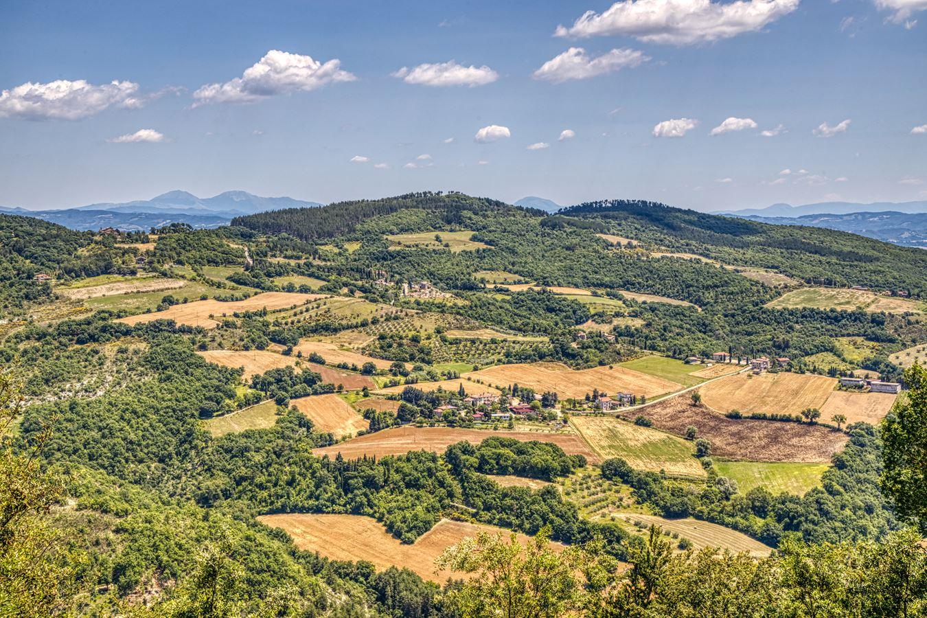 La Natura dell'Alta Valle del Tevere