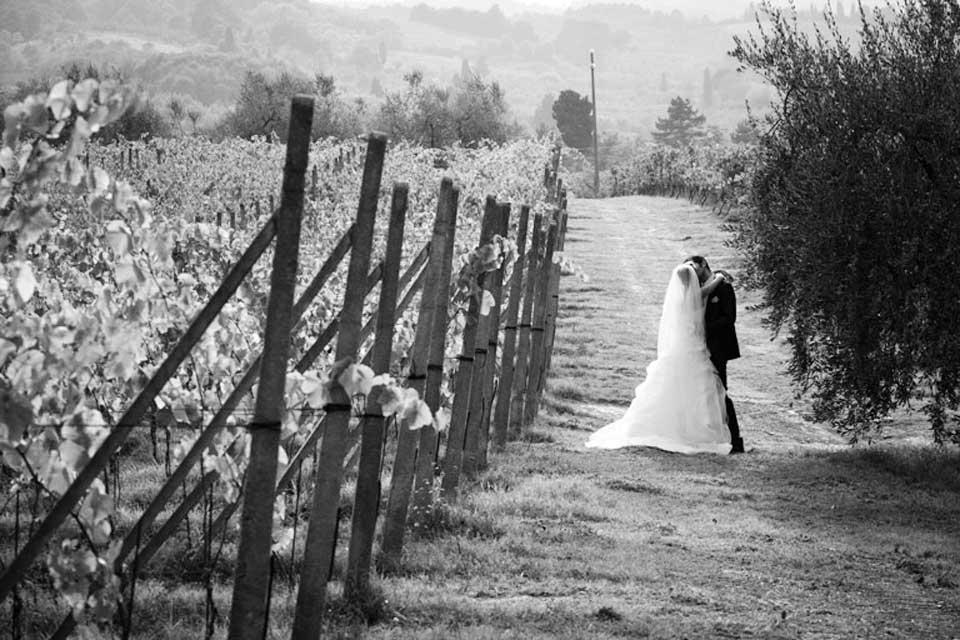 Sposarsi a La Miniera di Galparino. Matrimonio in Umbria